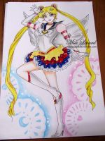 Eternal Sailor Moon by misslepard