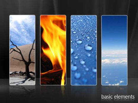 Basic elements by Cadish