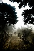 People In The Mist by Piddling