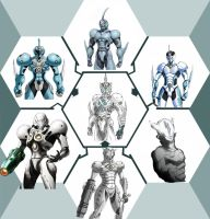 Bio-armour Hexafusion by Grey-Forrester