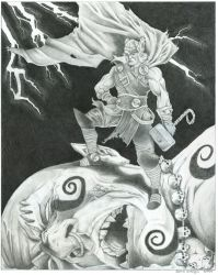 Thor by Dumegg