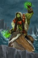 Thrall by YeastSoldier