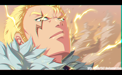 Fairy Tail 358 - Laxus by pollo1567