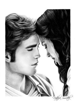 Edward and Bella by Rifty
