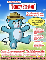 The Magical Reality of Tommy Prexton by eviltomp