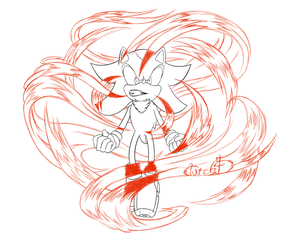 Chaos Blast Lines by Clutch45
