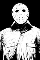 OCTOBER HORROR 2017 - Jason Takes Manhattan by EyeOfSemicolon