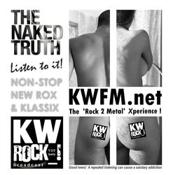KW ROCK_! radio _ THE NAKED TRUTH by KWFMdotnet