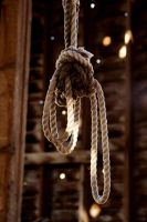 At the End of my Rope by greenwalled1