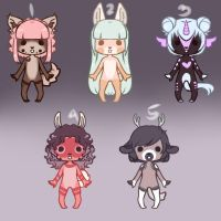 100pts Cheebs 1/5 OPEN by teaesthetic