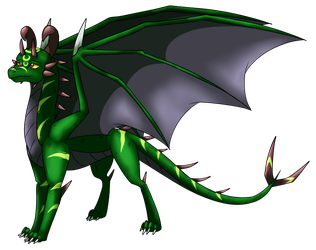 Thorntail by Eternity9
