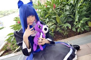 Stocking - Cosfest 2017 by raveka