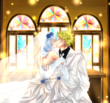 It's Our Wedding Ceremony ! by moon095