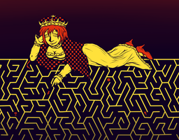 Let The Maze Of My Design Carry You On by NosoyRidley