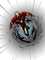ironman by VASS-comics