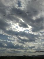 Some more clouds no.1 by Varcolacu
