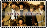 The Young Riders Stamp by WOLFBLADE111