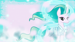 Mist Mane Wallpaper by SailorTrekkie92