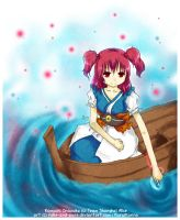 Touhou - Sanzu River by fake-and-pure