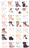 CLOSED l HUUGE cheap flooof adopts by Luuria