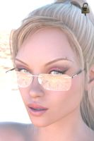 TT-glasses for G3F / DAZ Studio 4.8+ (IRay) by TawnyT