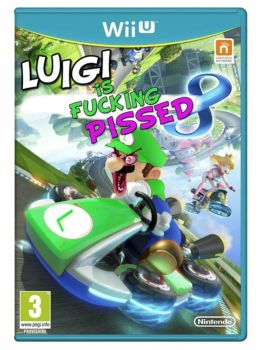 LUIGI IS FUCKING PISSED OFF 8. by Firoeospapsoq112