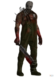 Dead by Daylight: Evan MacMillan- The Trapper by OGLoc069