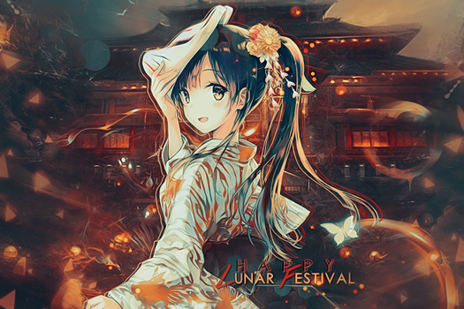 [LP] : Happy Lunar Festival by Shoux-Baka