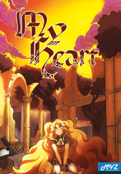 My Heart Album Cover by porifra