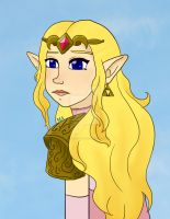 Late Night Zelda Doodles by LittleGreenHat