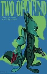 Commission - Two Of A Kind Cover by RobertFiddler