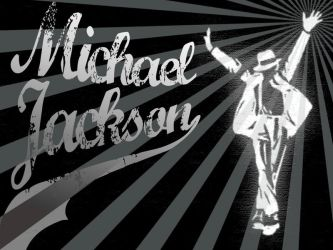 Michael jackson by HellCloister