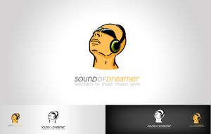 Sound of dreamer Logo Work by HalitYesil