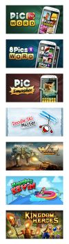 GooglePlay Games Banners by nasar-ullah-khan