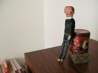 Redhair guy by mathilde