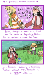 Platinum Nuzlocke Comic Page 4 by laurasanya