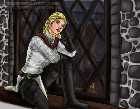 Rose Trevelyan by MayaPatch