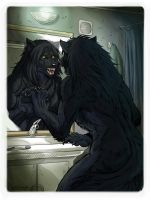 Lycanthrope Club Book I Teaser - Color by Heliotroph