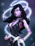 Donna Troy - Animated Version by TimTaller