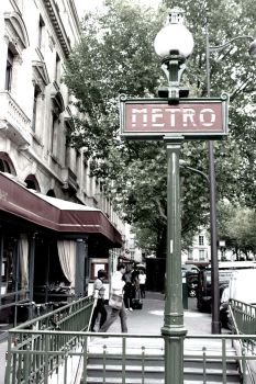 Metro by WeirdoCate
