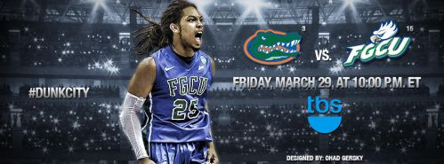 FGCU Facebook Cover Photo by Chadski51