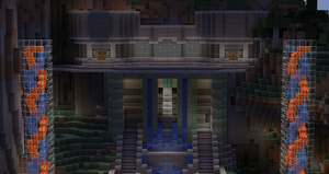 Hill castle! by BlockheadGaming