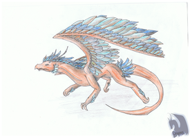 In-school-dragon-draw by Dragoma