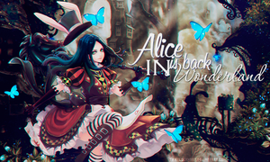 Sign. - Alice is back by TifaxxLockhart