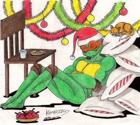 Merry christmas 2012 by Kharotus