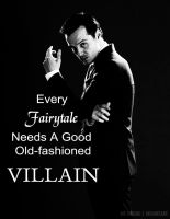 You Need The Villain by VilenH