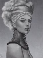 Dope Painting 2 Day #219 by AngelGanev