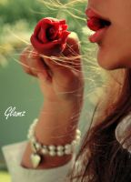 I Taste Rose by glamz
