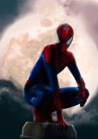 I Am Spider-Man by iron-at