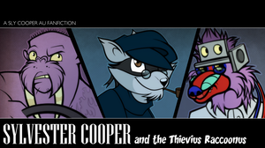 Sylvester Cooper and the Thievius Raccoonus by DetectiveRJ